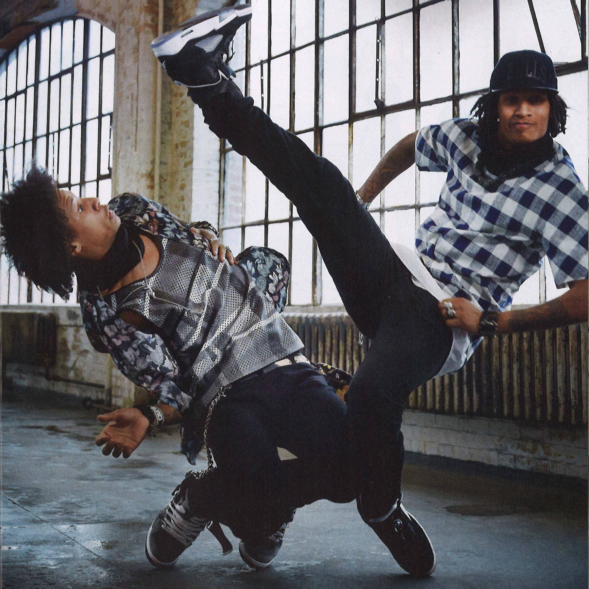 les Twins in action - Les Twins booking and artist information Pressefoto