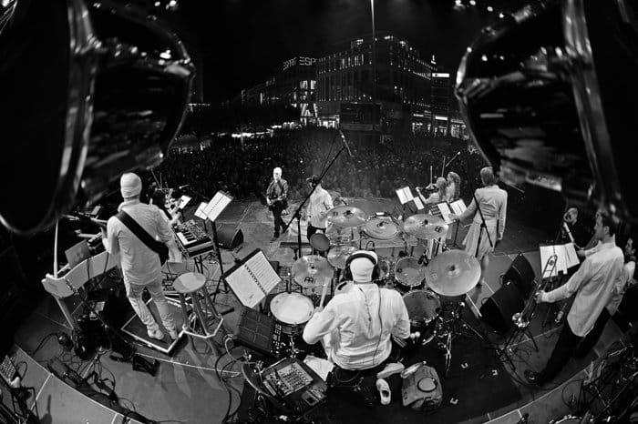 Nik Kershaw und das Berlin Showorchestra