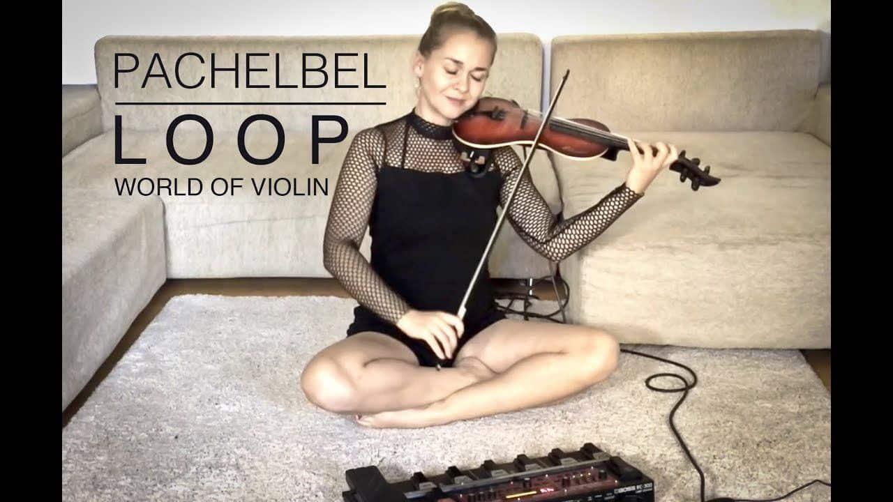 Violinistin aus Berlin Nora Kudrjawizki