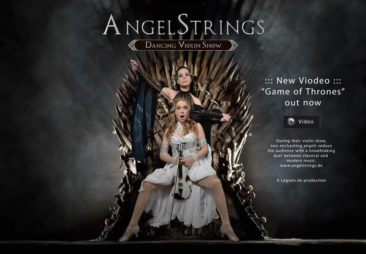 Angelstrings Game of Thrones